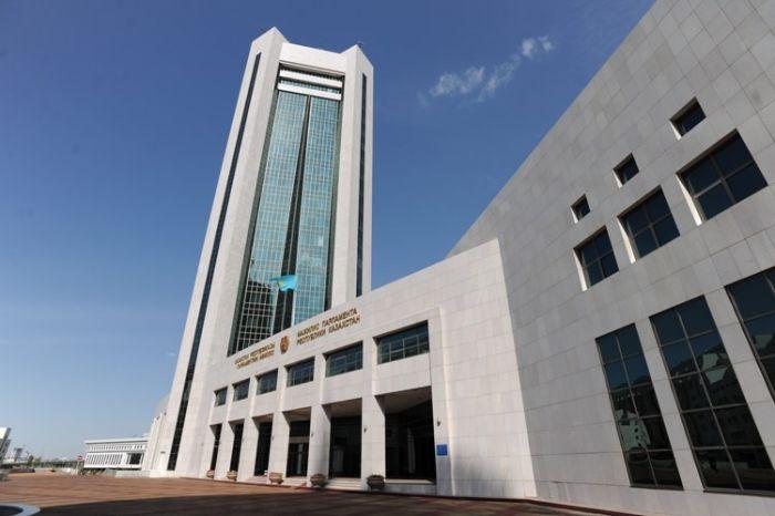 Парламент Казахстана проведет совместное заседание палат