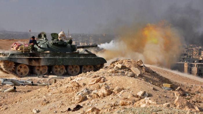 Spiegel восстановил картину боя с участием российских наемников в Сирии