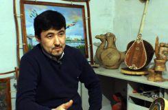 Художники Атырау: Нурсултан Калиев