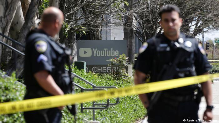Женщина, устроившая стрельбу в штаб-квартире YouTube, была веганом и вела видеоблог