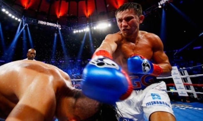 Бой Головкина в Лас-Вегасе 5 мая официально отменен