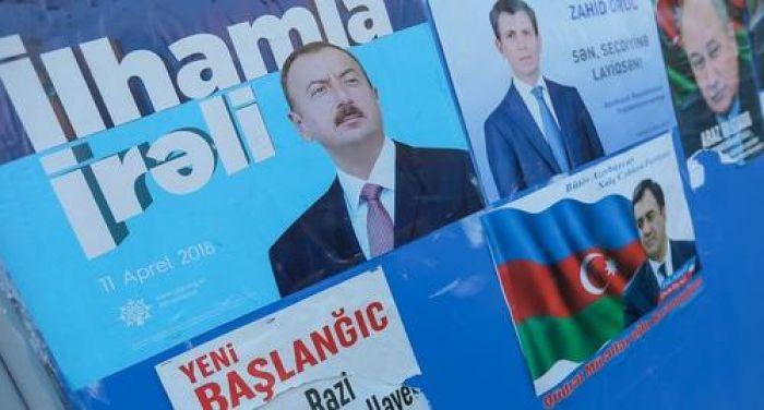Азербайджанцы выберут себе президента на семь лет