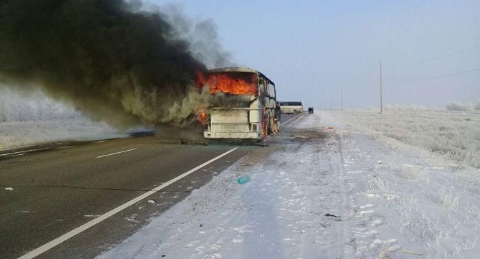 Владелец автобуса, где сгорели 52 человека, находится в бегах