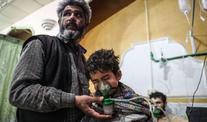 ВОЗ сообщила о 500 возможных жертвах химатаки в сирийской Думе