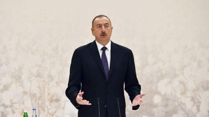 Ильхам Алиев вновь переизбран президентом Азербайджана