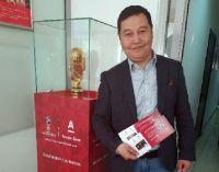 Житель Атырау поедет на Чемпионат мира по футболу вместе с Альфа-Банком