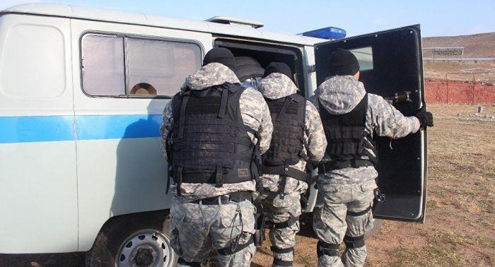 Бизнесмена из Кыргызстана похитили в Жамбылской области