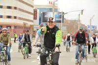 Велопробег - не для автомобилистов