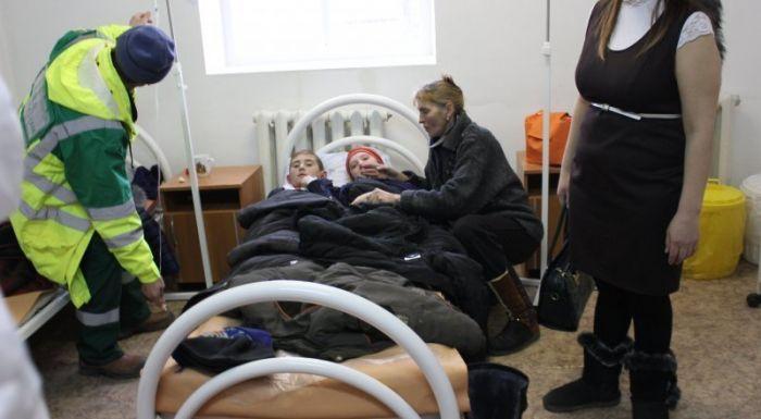 У детей из Березовки диагностировали токсическое отравление мозга
