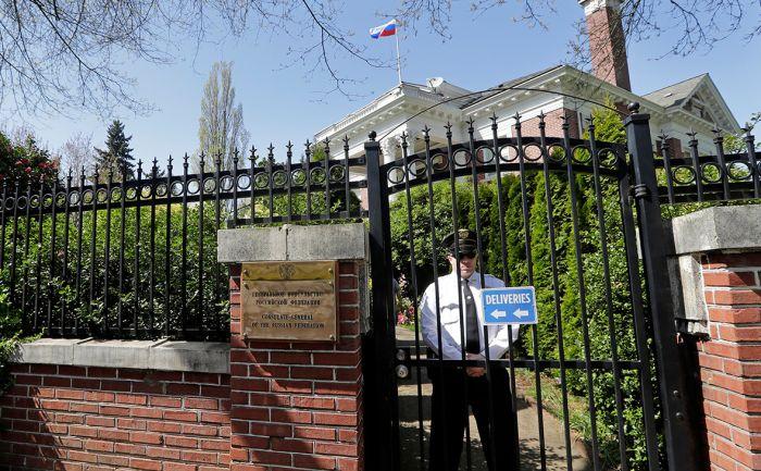 В Госдепе отвергли заявления о захвате российского консульства в Сиэтле