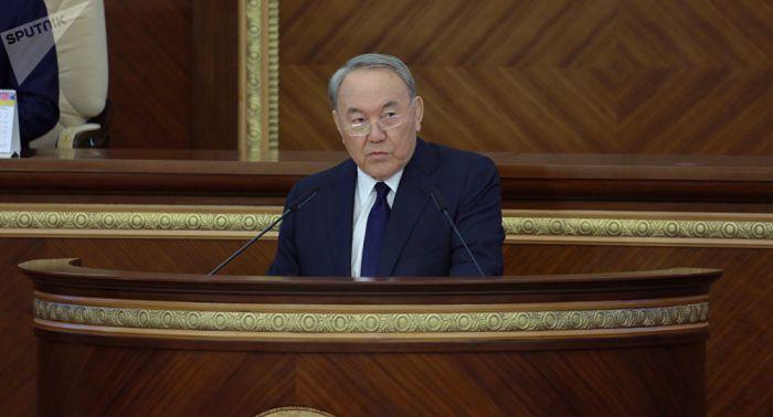 Назарбаев: между крупными государствами мира нет доверия