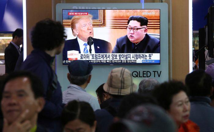 Северная Корея пригрозила сорвать переговоры с Трампом