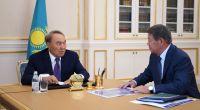 Президент РК принял Ахметжана Есимова