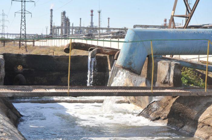 Под подозрением нефтяные  амбары, но доказательств нет