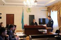 Обвинение попросило для Бергея Рыскалиева 17 лет строгого режима, для брата - 16