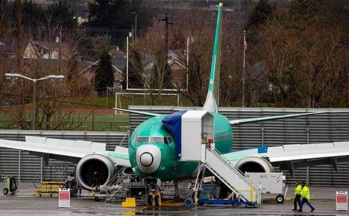 Boeing попросила приостановить полеты всех самолетов 737 MAX
