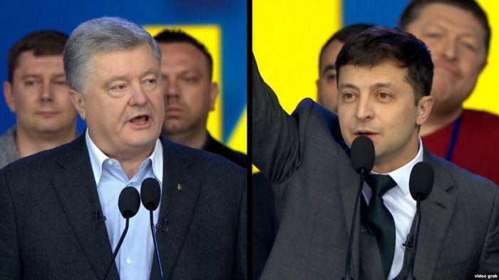 Граждане Украины сегодня выбирают своего президента