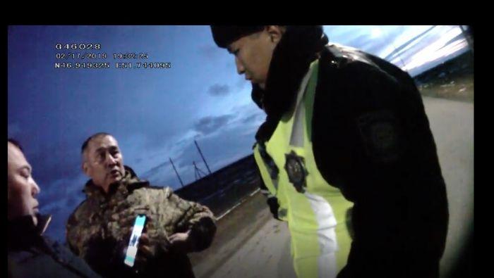 Антикоррупционеры против полиции в заповеднике