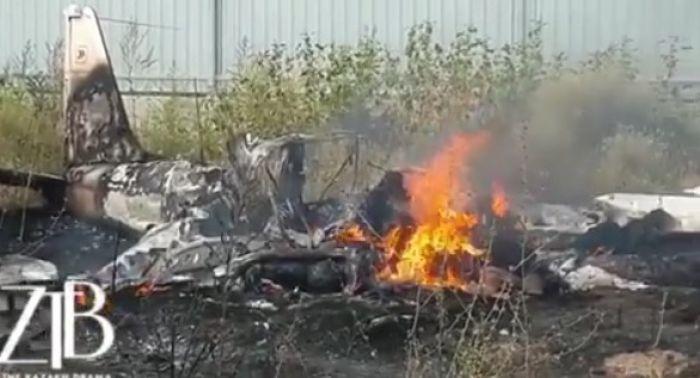 Крушение учебного самолета: для вылета частная компания подделала документы