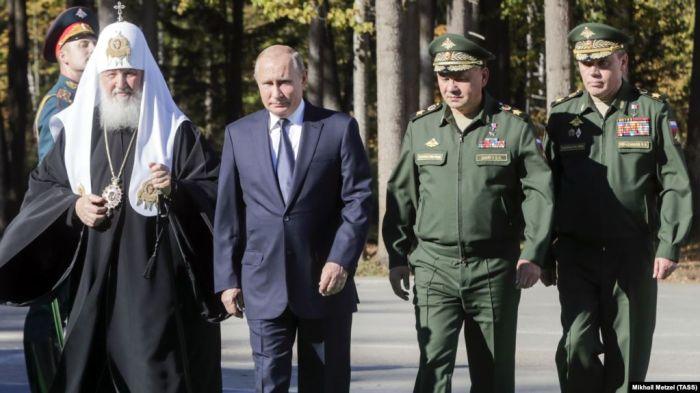 СМИ: Минобороны Казахстана пожертвовало деньги на строительство главного храма российских военных