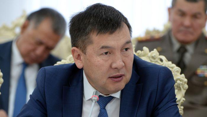Глава Госкомитета по нацбезопасности Киргизии ушел в отставку