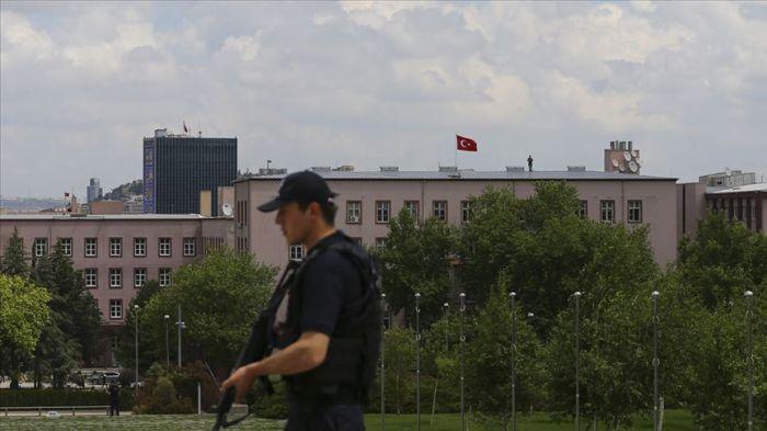 В Турции предотвратили попытку взять заложников в парламенте