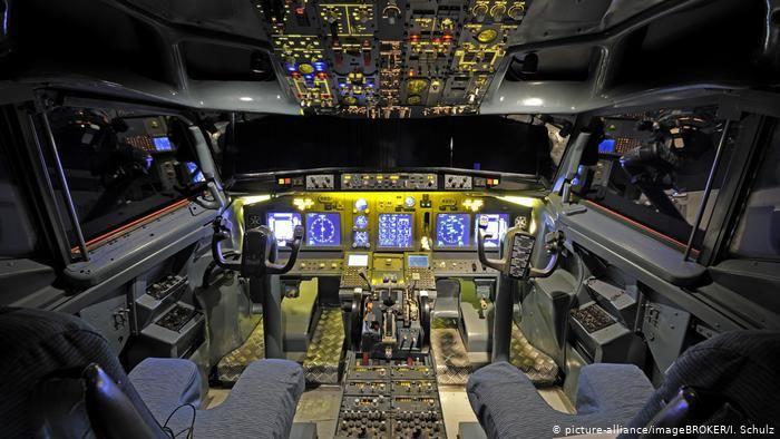 Boeing признал наличие ошибки в бортовой электронике лайнера 737 Max
