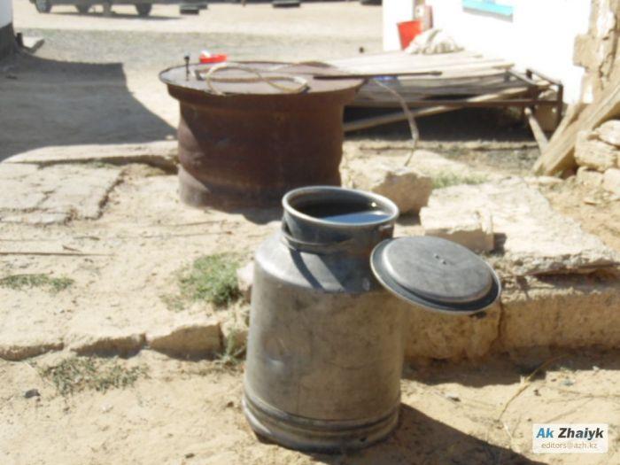В кранах Мукура и Сагиза нет воды