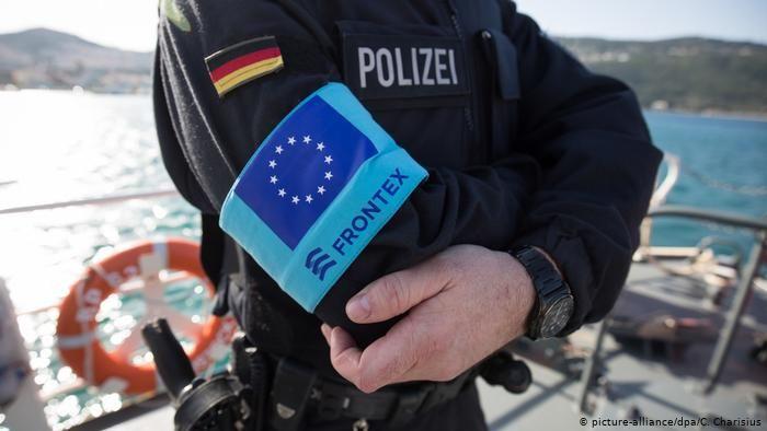 Европейские пограничники Frontex приступили к службе за пределами ЕС