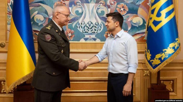 Зеленский сделал первые назначения на руководящие посты