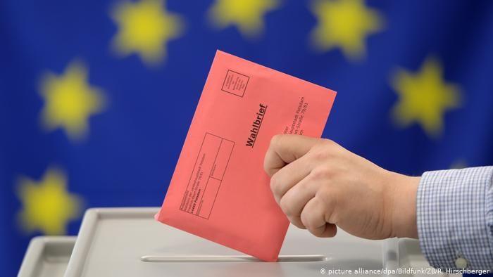 В Европе начались выборы в Европарламент