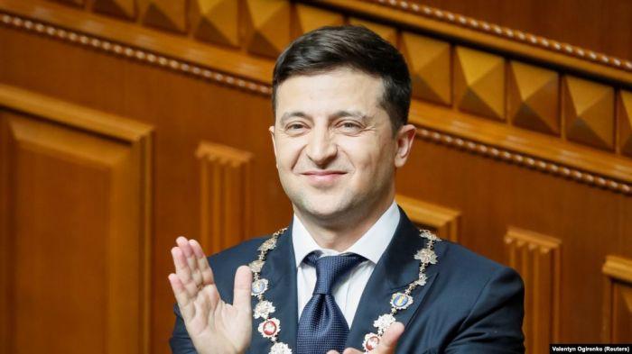 Указ Зеленского о досрочных выборах в Верховную Раду вступил в силу
