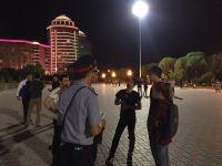 Молодая семья в Атырау на прогулке как угроза государству