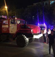 Ночной пожар в гостинице «Райхан» начался с сауны