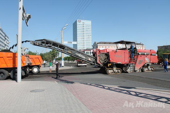 Где в Атырау перекроют дороги