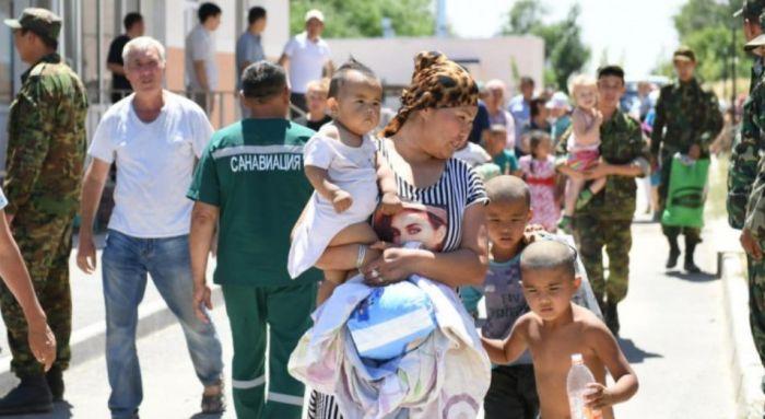 Все потерявшиеся в Арыси дети найдены – МВД
