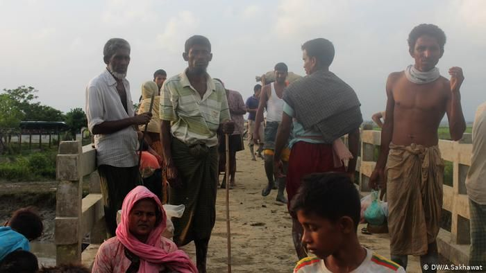 Власти Мьянмы лишили интернета миллион жителей