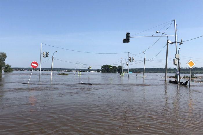 Число жертв паводка в Иркутской области выросло до 16 человек