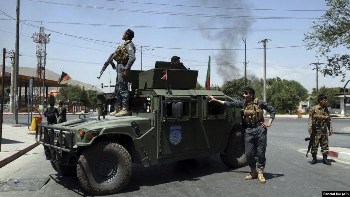 Взрыв в центре Кабула: убиты шесть человек, свыше 115 ранены