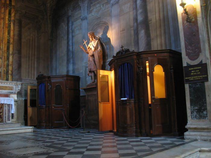 Ватикан высказался за сохранение тайны исповеди