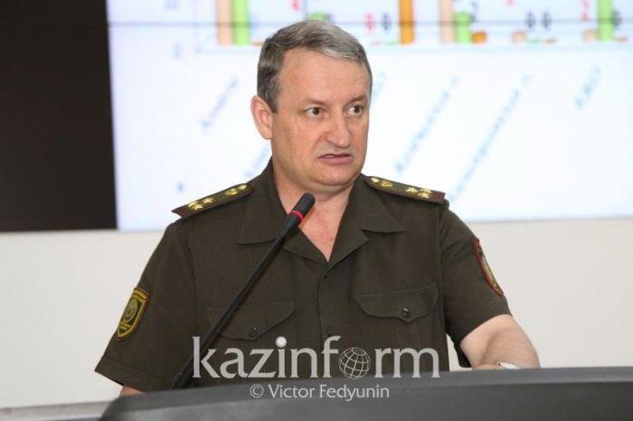 Каждая область оказывает помощь в восстановлении жилья в Арыси - Владимир Беккер