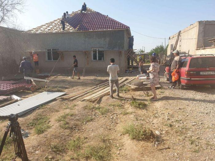 Деньги и люди: как Атырау участвует в восстановлении Арыси