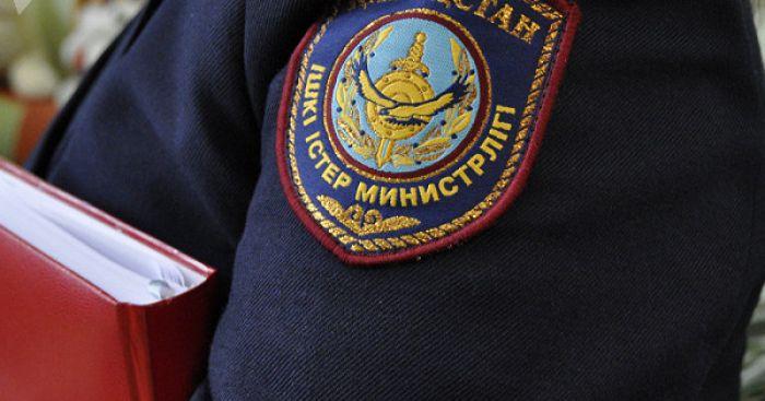 Убийство полицейского в Жамбылской области - полиция сообщила подробности