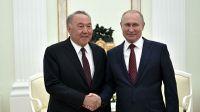 В Кремле прокомментировали предложение Назарбаева