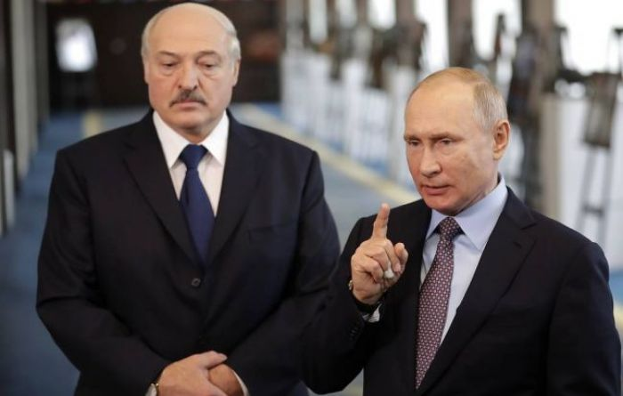 Путин и Лукашенко договорились о газе, но не договорились о нефти