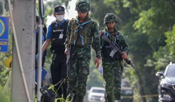 В Таиланде солдат убил 17 человек, еще 16 взял в заложники