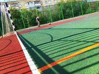В Атырау построят 25 школьных спортплощадок
