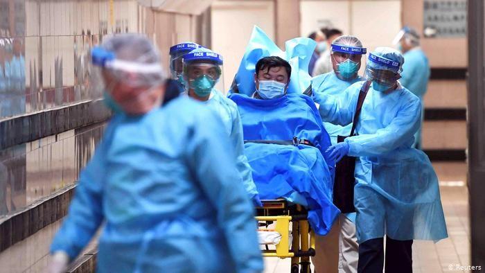 В Китае снижается смертность от коронавирусной инфекции