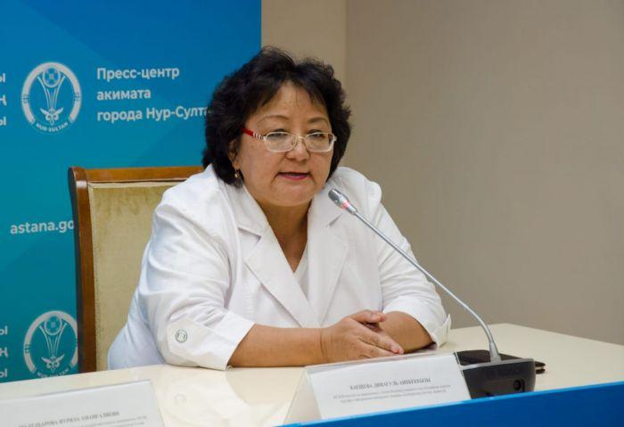 Мы не должны расслабляться – ведущий инфекционист обратилась к казахстанцам