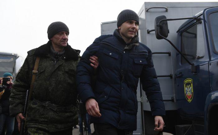 Украина запланировала обмен пленными с Россией до «нормандского саммита»